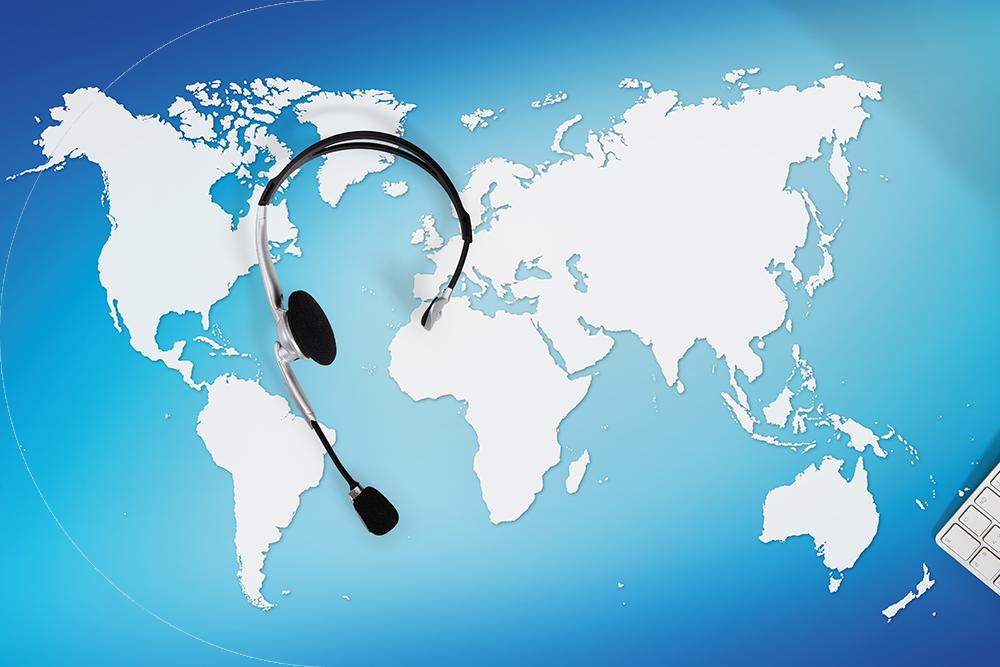 Yurt dışı hasar ve network yönetimi